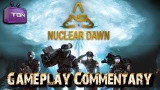 Nuclear Dawn: Gameplay Commentary