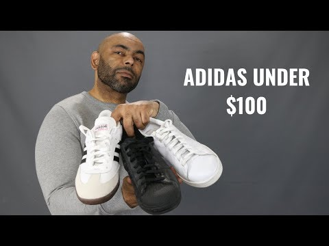 10 Most Stylish Adidas Sneakers Under $100
