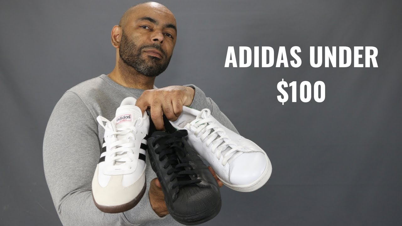 Most Stylish Adidas Sneakers Under $100