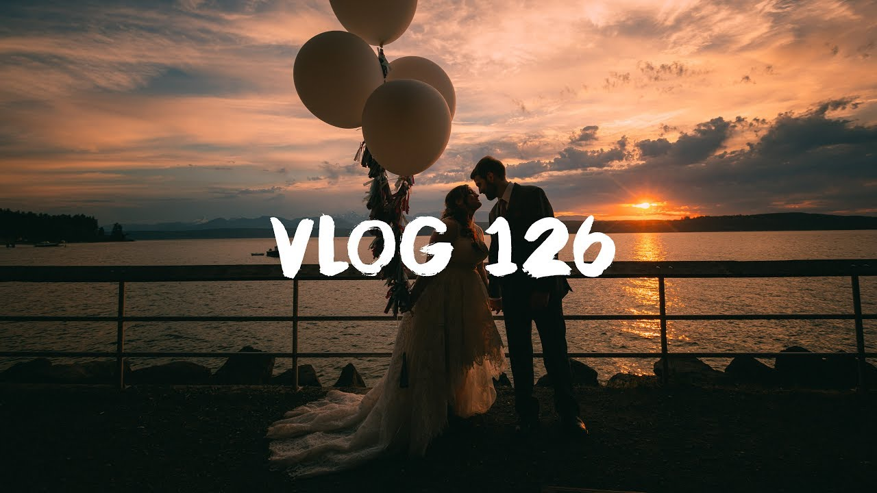 Day In The Life Of A Wedding Photographer Tyler And Hannah Vlog 126 Epic Sunset Sony A6300 4k