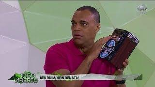 Renato Gaúcho manda recado e Denilson alopra Renata Fan