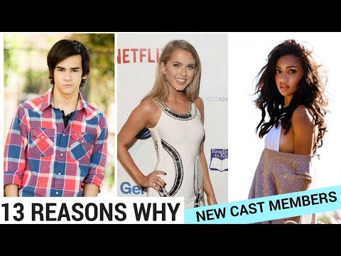 """Meet The New Cast Members For """"13 Reasons Why"""" Season 2"""