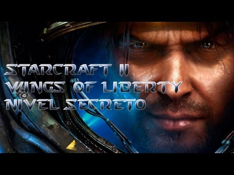 Starcraft II - Wings of Liberty - Nivel secreto