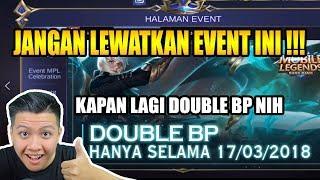 JANGAN LEWATIN EVENT INI BIAR KAYA BP TANGGAL 17 MARET - Mobile Legend Bang Bang