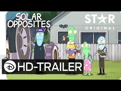 SOLAR OPPOSITES - Ein Star Original - Jetzt streamen   Disney+