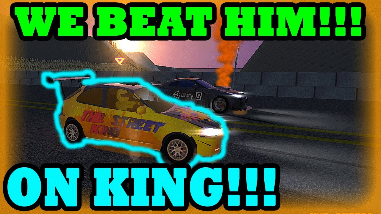 Download THE STREET KING!!! RAYMOND BEAT ON KING WITH HONDA CIVIC HATCHBACK!!!