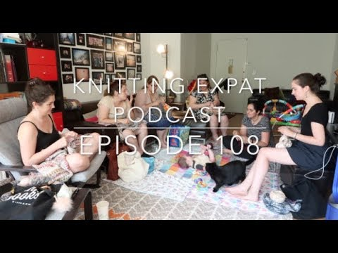 Knitting Expat - Episode 108 - Sock Club 2018 Info & Baby Designs!