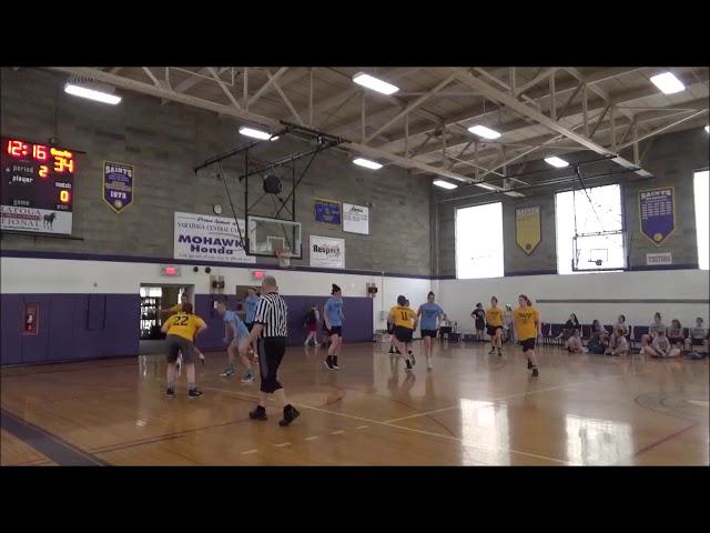 Game Highlights Summer Collegiate League: Carolina Blue vs Gold