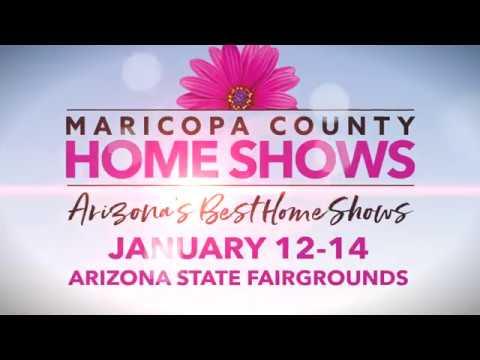 Maricopa County Home Garden Show January 2018 15 Youtube
