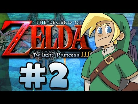 FISH ON! | Zelda Twilight Princess HD #2