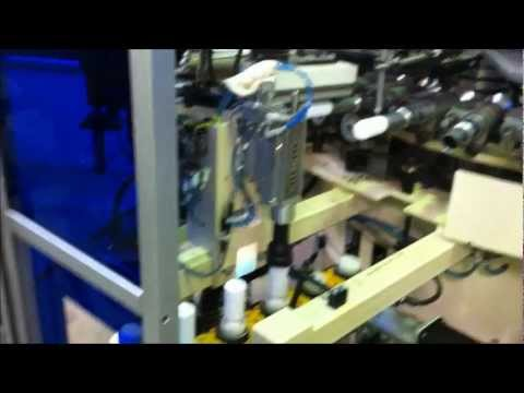 Bottle sorting and feeding system