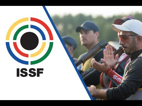Skeet Men Final - 2017 ISSF World Championship Shotgun in Moscow (RUS)