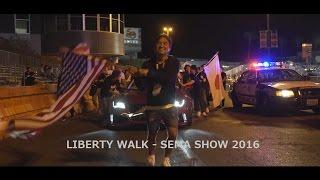 LIBERTY WALK - SEMA SHOW 2016