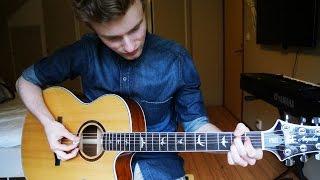Ellie King - Ex's & Oh's - Guitar Cover | Mattias Krantz