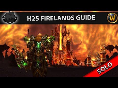 Solo Guide: Firelands 25 Heroic | WoW  6.0.3 | Hunter