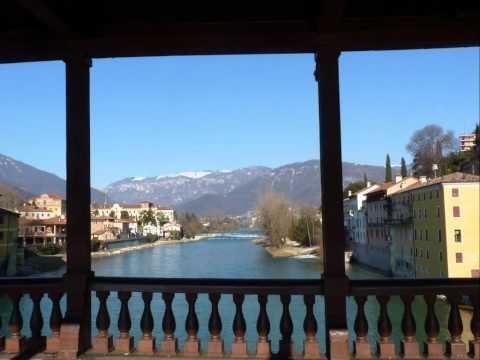 Sul Ponte di Bassano (Vi) .wmv