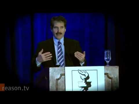 John Stossel on the Media, Liberty, and Why He Doesn't Miss Working for ABC
