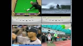 Eurosport Player Demo