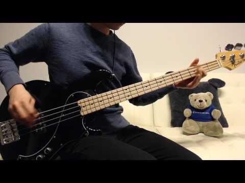 【ベース】東京テディベアを弾いてみた by reno