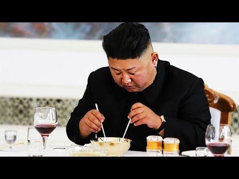 Меню для политиков. Что едят президенты?