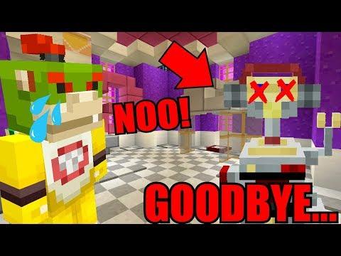 Minecraft | Nintendo Fun House | Bowser Jr KILLS Number 2! [415]