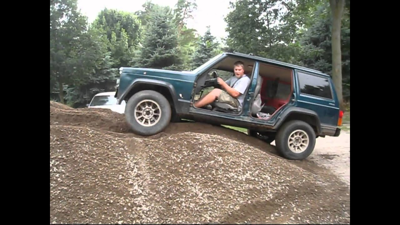 Coolest Jeep Cherokee Xj Ever Cash For Clunkers Youtube