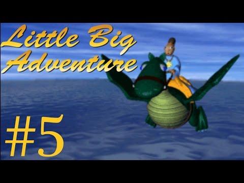 Little Big Adventure (Enhanced Edition) Walkthrough  part 5 |