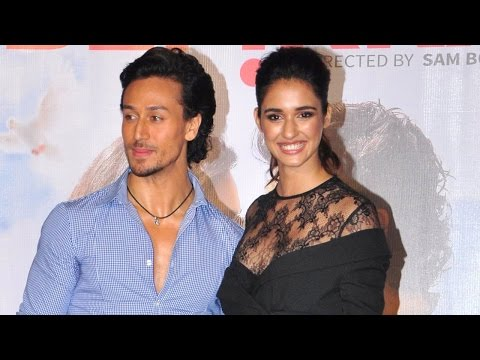 Tiger Shroff Speaks About Being Comfortable With Rumoured Girlfriend Disha Patani