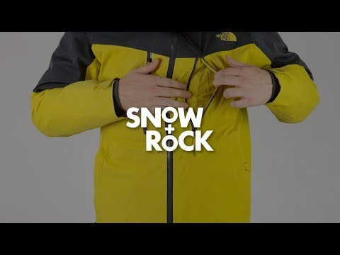The North Face Chakal 2018 Men's Ski & Snowboard Jacket by Snow+Rock