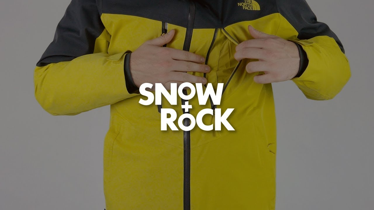 47d16d5cea83 The North Face Chakal 2018 Men s Ski   Snowboard Jacket by Snow+Rock ...