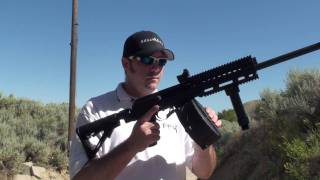 Rolling with the Saiga 12, The 12 gauge from your Dreams...or are they Nightmares;)