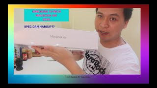 UNBOXING 13-INCH MacBook Air - SPACE GREY