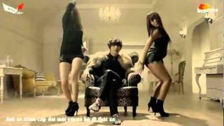 Trouble Maker - js ( HuynSeung) & HuynA (viet sub , kara)
