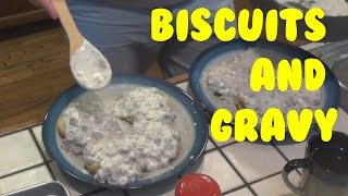 Simple Recipe: How To Make Biscuits And Gravy