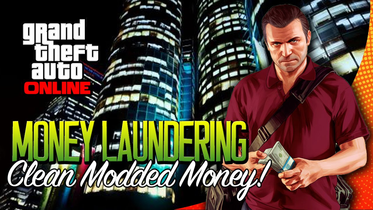 GTA 5: HOW TO LAUNDER MONEY IN GAME!