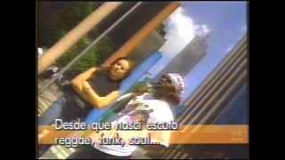Ice MC @ MTV Brazil, MTV no Ar (Interview 1995)