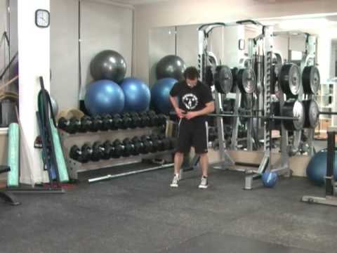 Fat Loss Workouts with TT Depletion Workout B
