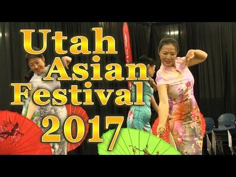 40th Utah Asian Festival 2017 Highlights