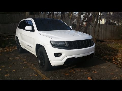 2015 jeep grand cherokee altitude white fc660168 bellevue seattle ss car youtube. Black Bedroom Furniture Sets. Home Design Ideas