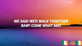 Michael Patrick Kelly - If I Should Fall Behind (Lyrics)