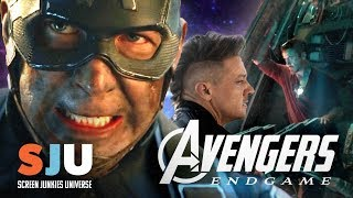 Russos Admit Avengers: Endgame Trailers Misleading - SJU