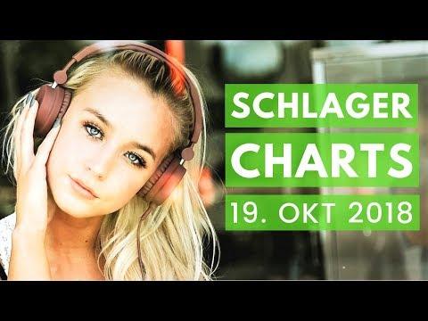 SCHLAGER CHARTS 2018 - Die TOP 10 vom 19. Oktober