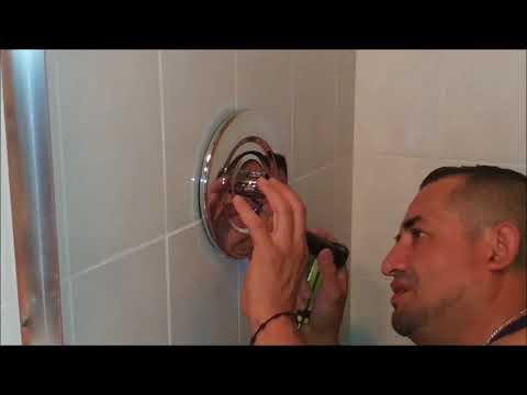 llave de baño, cambio facil y rapido.
