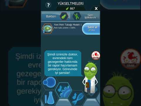 Bacterial Takeover - Android/iOS - Strateji Oyunu