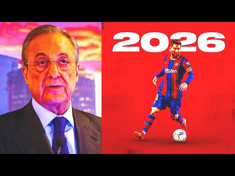 REAL MADRID FURIOUS REACTION ON MESSI' RENEWAL AT BARCELONA! This is WHAT HAPPENED!