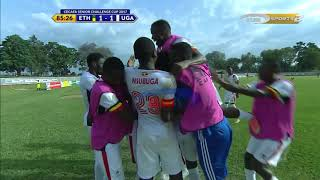 Video Azam TV - CECAFA2017: MAGOLI YOTE: Ethiopia 1-1 Uganda download MP3, 3GP, MP4, WEBM, AVI, FLV April 2018