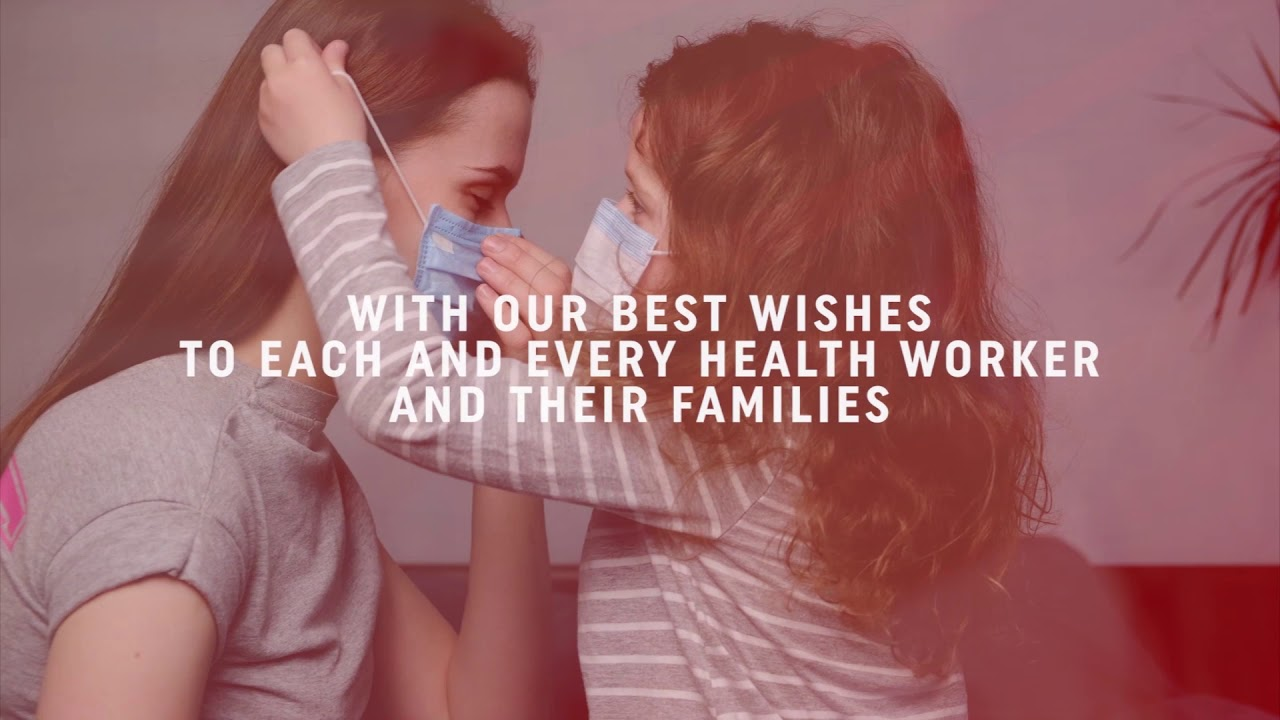 A Thank You to our valued health workers from Turkish Airlines