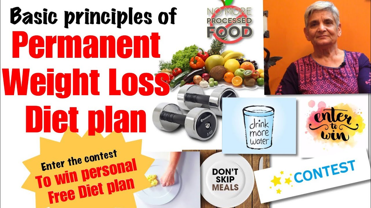 Permanent Weight Loss Diet Plan: Is There Such a Thing?