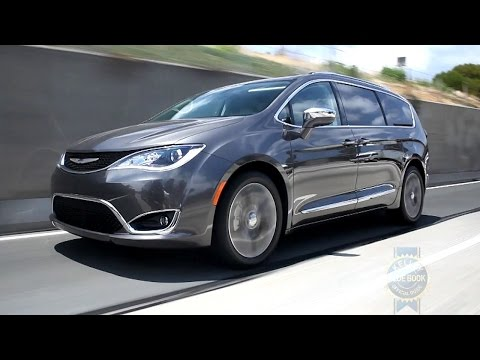 2017 Chrysler Pacifica – Review and Road Test