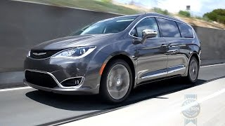 Chrysler Pacifica 2017 Videos
